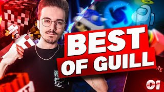 BEST OF GUILL #1 - LE PIRE JOUEUR... (Minecraft, Among Us, ...)