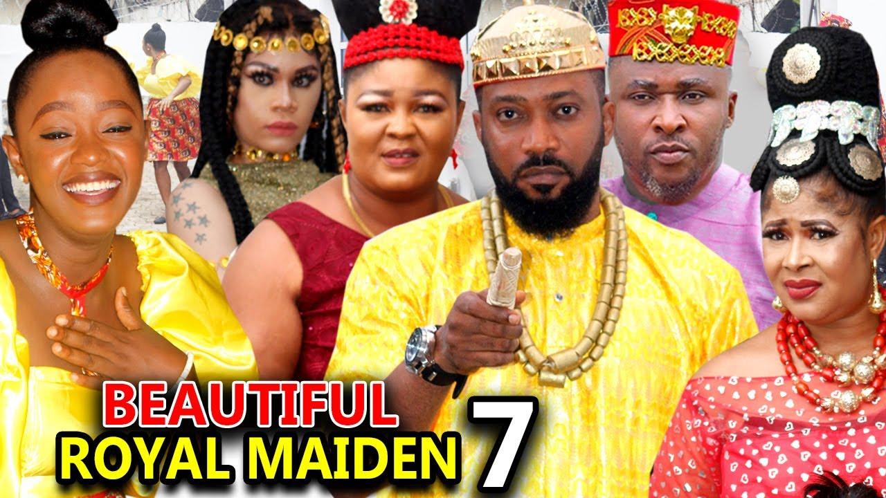 Download BEAUTIFUL ROYAL MAIDEN SEASON 7 - (New Movie) Fredrick Leonard 2020 Latest Nigerian Nollywood Movie