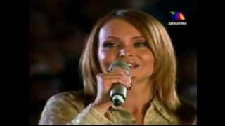 Gaby Spanic canta a musica Señora,Señora - Virgen de Guadalupe 12/12/2011