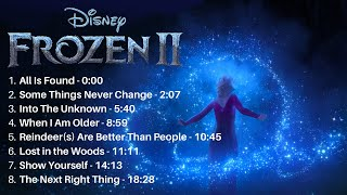 Download lagu Frozen 2 - All Songs | Relaxing Piano Music