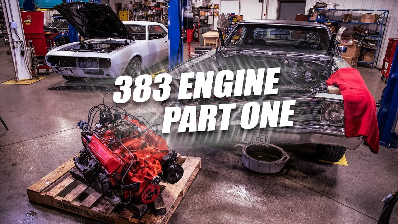 Muscle Car Parts - Free Shipping @ Speedway Motors