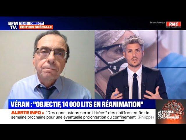 Covid 19 : le Professeur Dominique Rossi lance un appel à la solidarité