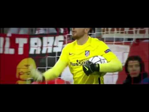 Jan Oblak vs Bayern Munich {visitante 2016,UEFA Champions League}