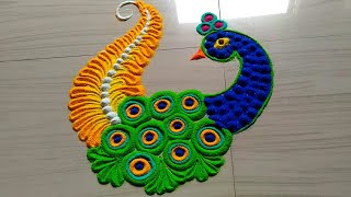 rangoli easy designs