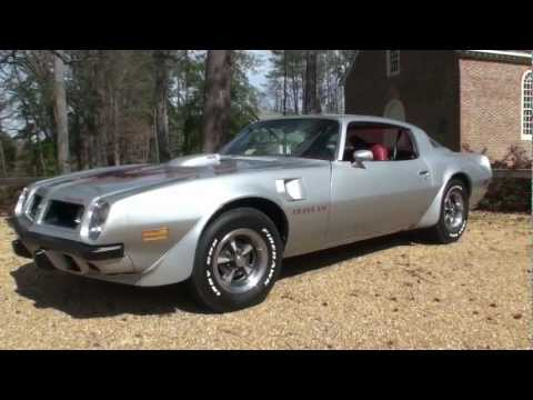 1975 Trans Am     ( ITS FOR SALE)