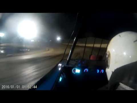 Casey Fritz Hilltop Speedway GoPro Feature 6-24-17
