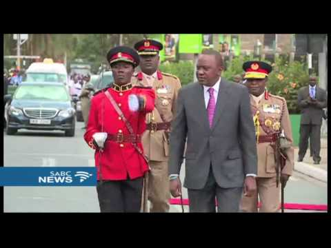 A look at key issues in Kenya elections 2017