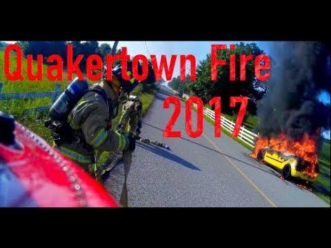 "Quakertown Fire Company 2017 ""Unstoppable"""