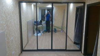 Сборка и монтаж корпусной шкаф купе(doskainfo.com Изготовление качественной корпусной мебели по индивидуальным размерам заказчика,в Северодонецке..., 2015-01-28T19:07:24.000Z)