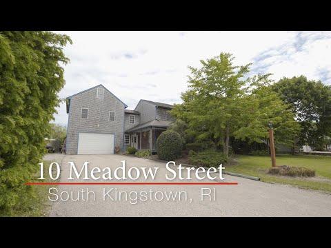 10 Meadow Street, South Kingstown, RI 02879