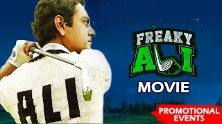 Freaky Ali Full Movie (2016) Promotional Events | Nawazuddin Siddiqui, Amy Jackson, Arbaaz Khan
