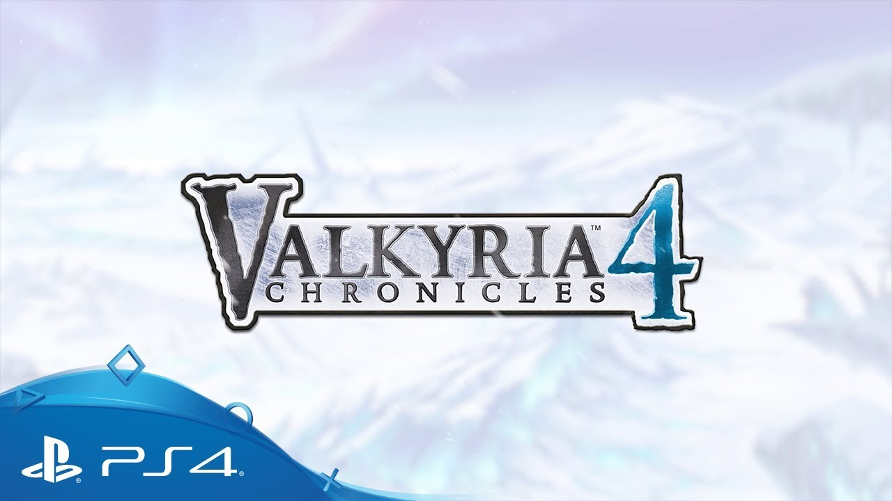 Valkyria Chronicles 4   E3 2018 Trailer   PS4