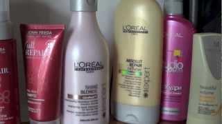 видео Косметика для волос redken loreal professional