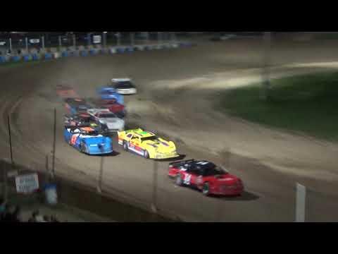 Pro Stock Heat Race #2 at Crystal Motor Speedway, Michigan on 09-15-2018!