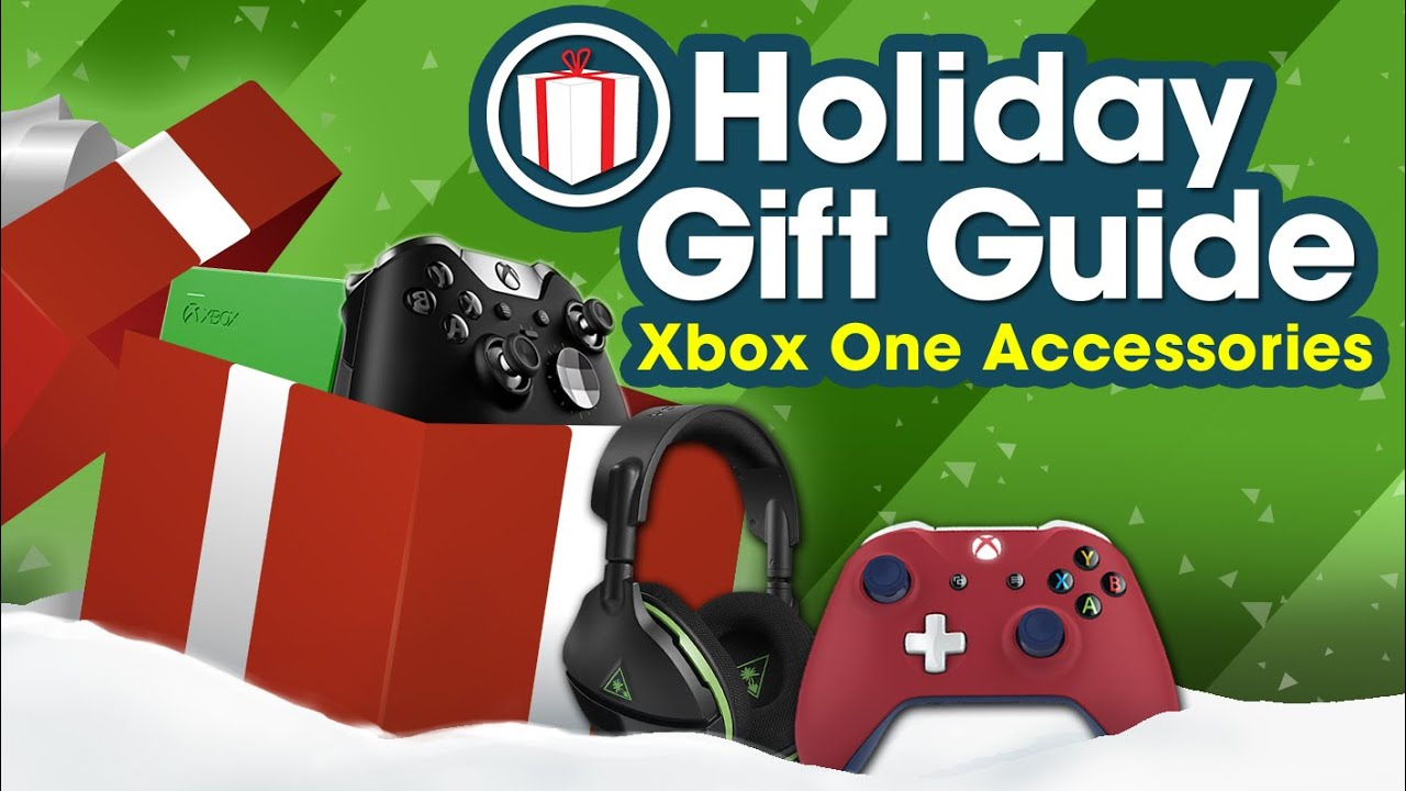 Top Xbox Accessories Pot Holiday Gift Guide 2017