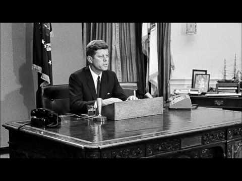 6 President John F  Kennedy