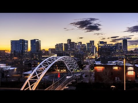 ❤ DENVER, COLORADO ❤ Beautiful Place to Live | Travel Guide HD