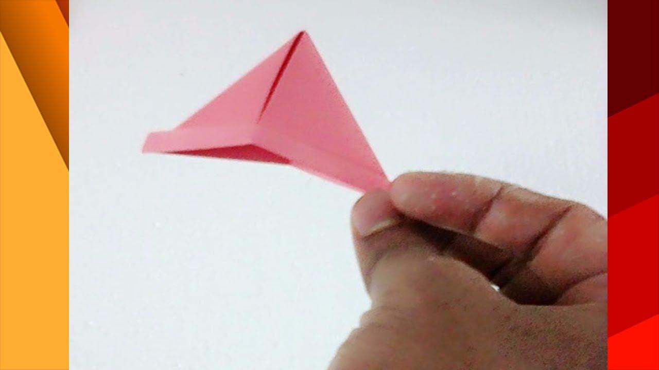Extrem Papierhut falten - Papier falten zum Hut - Origami Hut einfach MO54