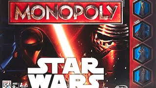 Test: Monopoly: Star Wars (Hasbro / 2015)