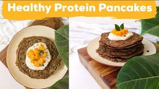 Easy Protein Pancake for Weight Loss | Pancake without Eggs | Ragi Chilla Recipe | Jowar Roti Recipe