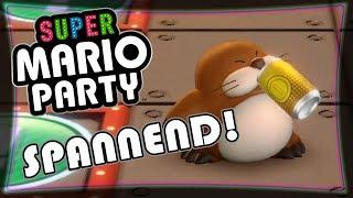 Spannend! ► Super Mario Party