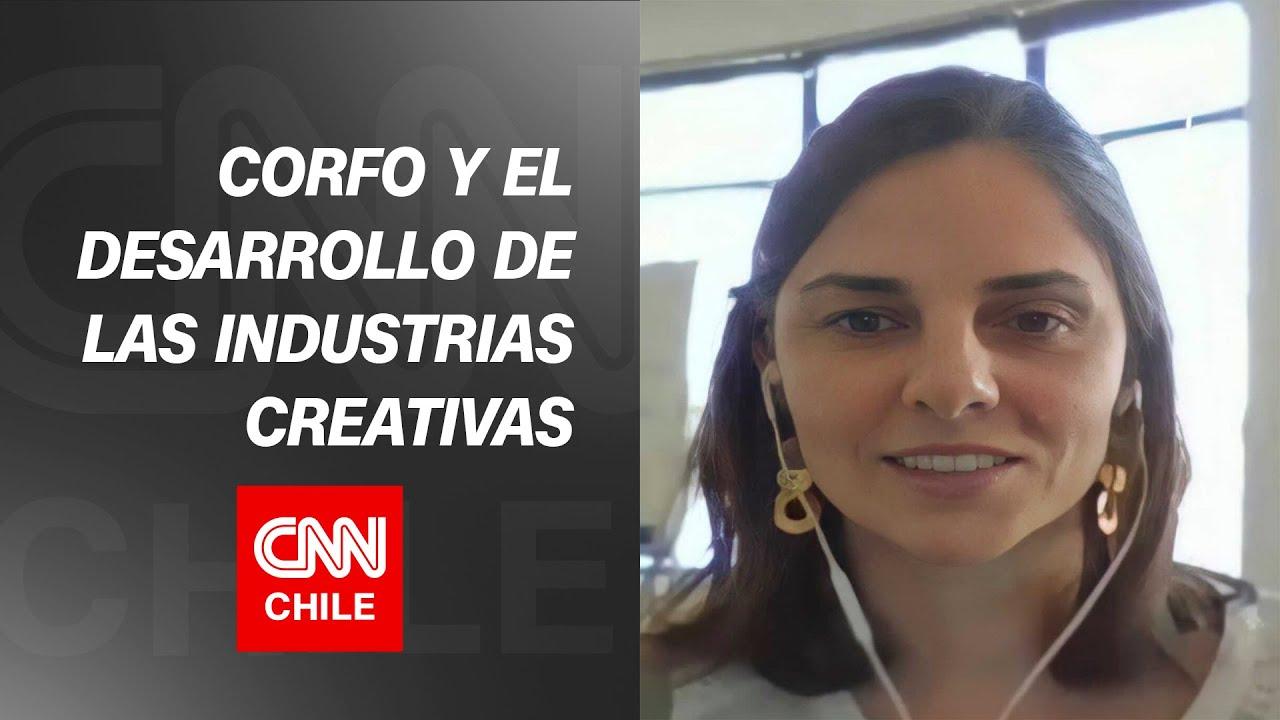 """Cecilia Valdés y centro para la revolución tecnológica de Corfo: """"Busca impulsar un sector distinto"""""""