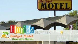 Budget Motel - Titusville - Titusville Hotels, Florida