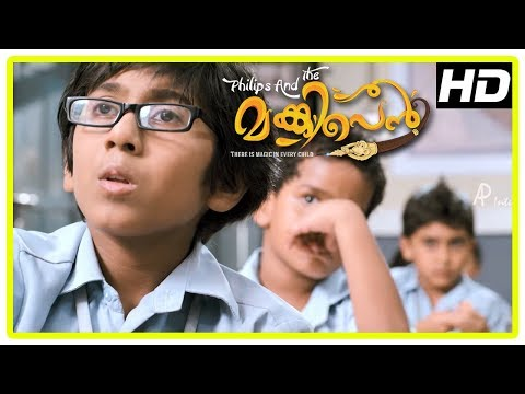 Philips and the Monkey Pen Movie Scenes | Sanoop insulted by his class mate | Innocent