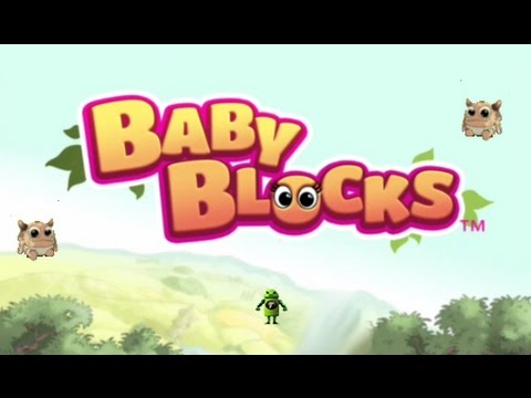 Baby Blocks Puzzle Monsters by SQUARE ENIX [Android/iOS] Gameplay HD