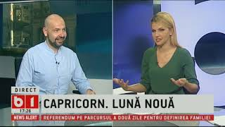 HOROSCOP 360 GRADE CU ALINA BADIC, invitat astrolog VALERIU PANOIU, SAPT 6 OCT -  13 OCT 2018, P3/3