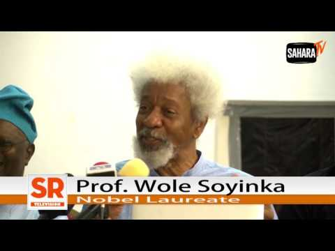 Wole Soyinka Reacts To Criticisms Over Cost Of Celebrating  Lagos @50 Yearlong