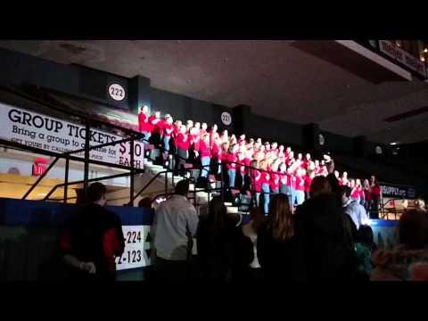 Bridgetown Middle School Choir