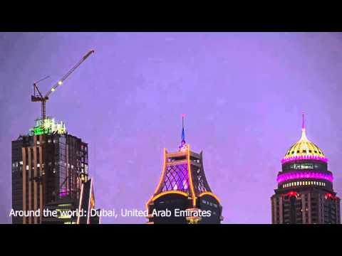 Around the world: Dubai, United Arab Emirates (UAE)