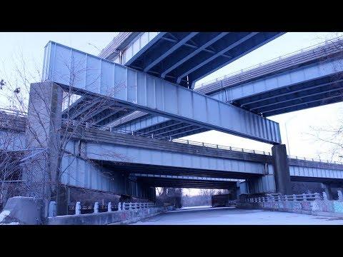 ABANDONED: Highway I-84 Stack Interchange