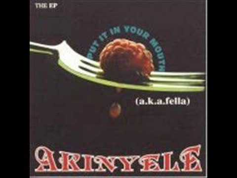 Akinyele - Just Put It In My Mouth
