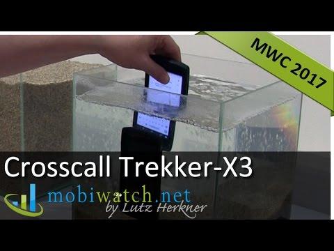 crosscall trekker x3 water shock proof outdoor phone. Black Bedroom Furniture Sets. Home Design Ideas