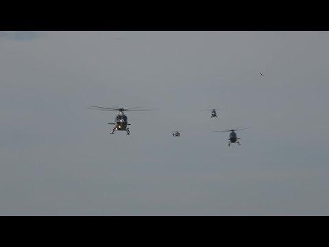Pilotenausbildung bei der Bundespolizei in Sankt Augustin am 29.09.17