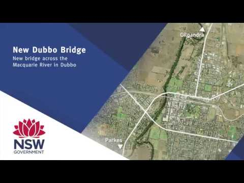New Dubbo Bridge - Western NSW - Projects - Roads and