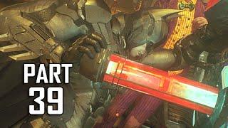 Batman Arkham Knight Walkthrough Part 39 - Nimbus (Let's Play Gameplay Commentary)