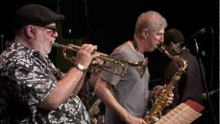 Some skunk funk Randy Brecker & Bob Mintzer Bflat Jazz Festival 2012