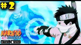 Naruto Online Mobile #2 -  Frst Mission (Android/IOS)