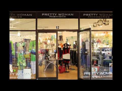Pretty Woman Ladies Fashions