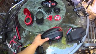 Dye Rotor, Invert Halo Too and Halo V35 Review