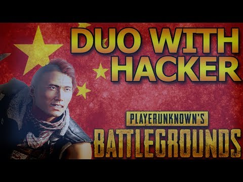 Duo with Chinese Hacker -  PUBG  HACKS CHINA 1
