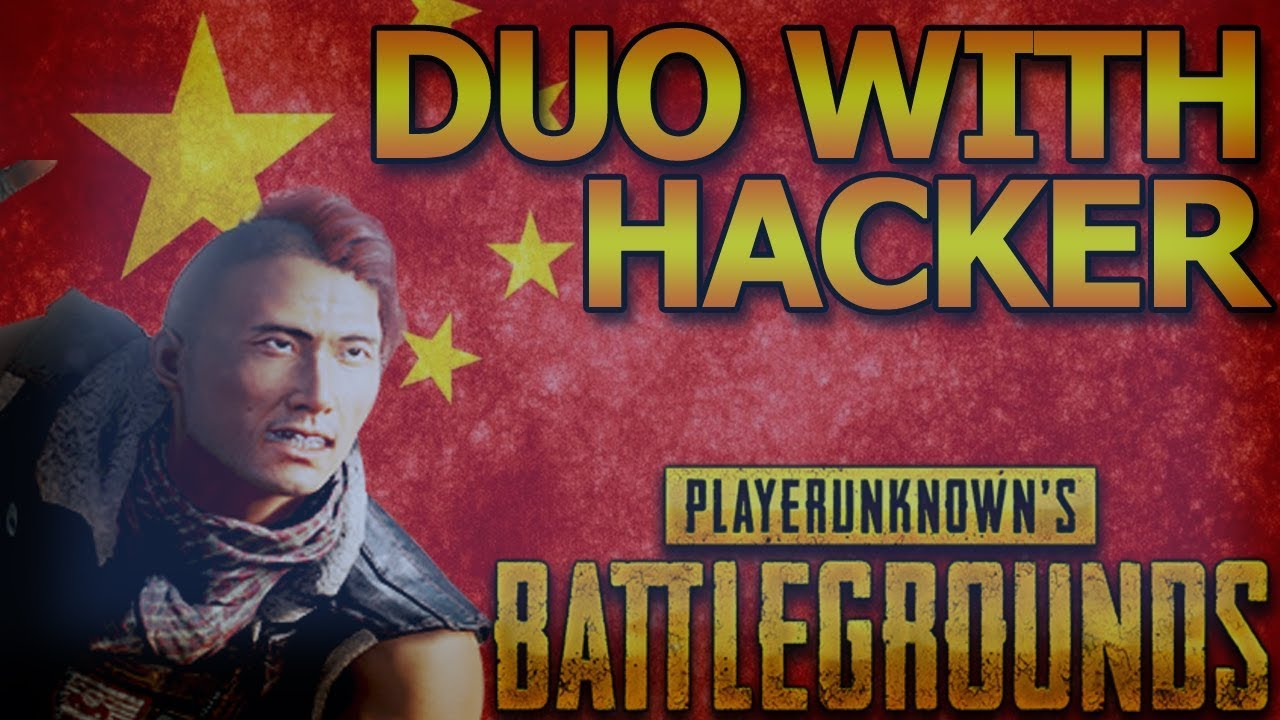 Image Result For Pubg Hack And Cheat Duo With Chinese Hacker