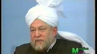 Friday Sermon 4 December 1992