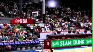 NBA 2K14 My Career Slam Dunk Contest PC