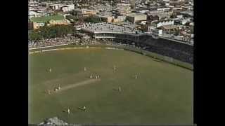 2nd Test 1984/85 Australia vs West Indies GABBA highlights
