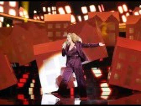 Lucía Jiménez se trasforma en Katy Perry para clavar 'Chained to the rhythm'  - Tu cara Me Suena