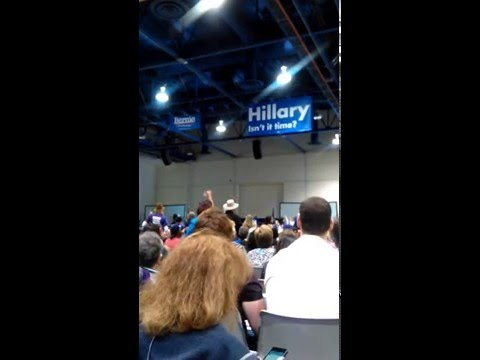 Clark County Democratic Convention 2016